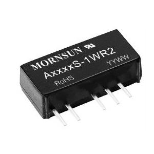 A_S-1WR2 Series | 1 Watt | DC-DC Converter | 1500V Isolation | Mornsun