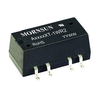 A_XT-1WR2 Series | 1 Watt Isolated | DC-DC Converter | Mornsun Power