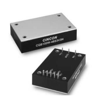 CQB100W Series   100 Watt   Single Output   DC-DC Power   Cincon UK