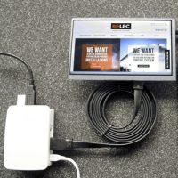 HDMI Display @ Relec Electronics Ltd