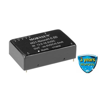 HO1-P(N) Series | 240 Watt | High Output DC-DC Converters | Mornsun