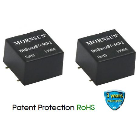 WRB_SD-3WR2 Datasheet | 3 Watt | DC-DC Converter | Mornsun Power