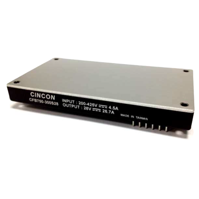 CFB750 300S Series | Cincon Power | @ Relec Electronics Ltd 2020
