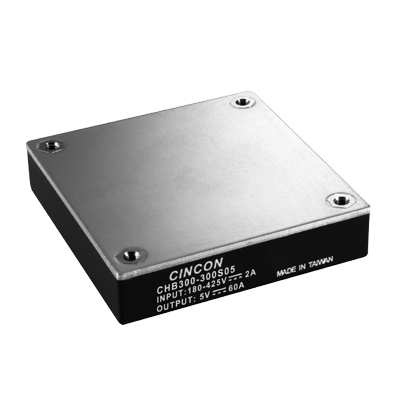 CHB300 300S Series | Cincon Power | 300 Watts | Trusted UK Supplier