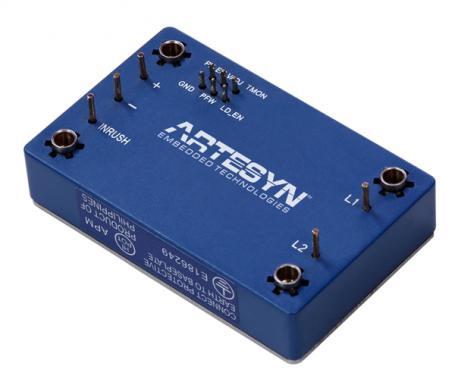 AIQ00ZPFC Series 3 | Artesyn Embedded Technologies | Relec Electronics Ltd 2020