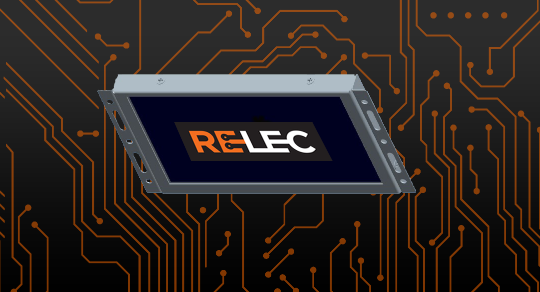 Mounting Frames @ Relec Graphic 1 | Custom TFT Displays | Digiwise Tech | UK Distributor