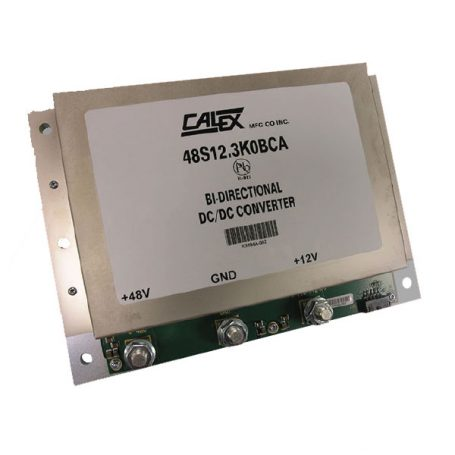 BCA Series | Bi-Directional DC-DC | Calex Product | Trusted UK Distributor