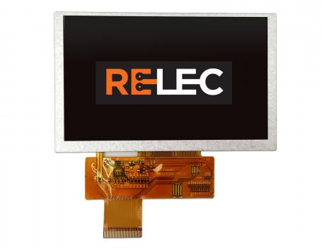 5 Inch IPS TFT LCD | Futurelabs Displays | IPS Panels | UK Distributor