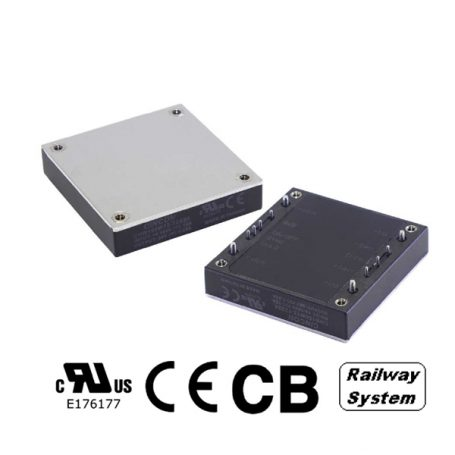 CHB200W12 Series   220 Watt DC-DC Converter   Baseplate Cooled