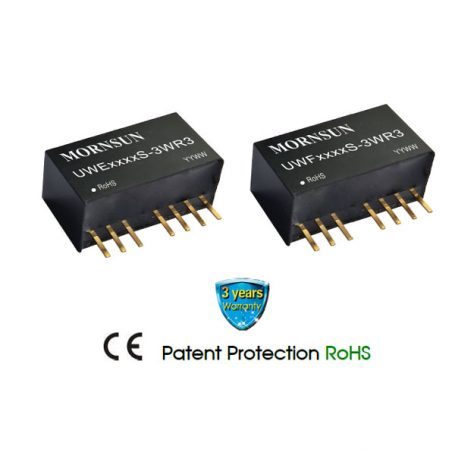 UWE_S-3WR3 Series | DC-DC Converters | Automotive Applications