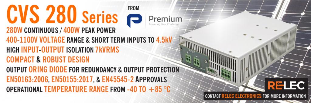 DC-DC Converter/Battery Starter | Premium