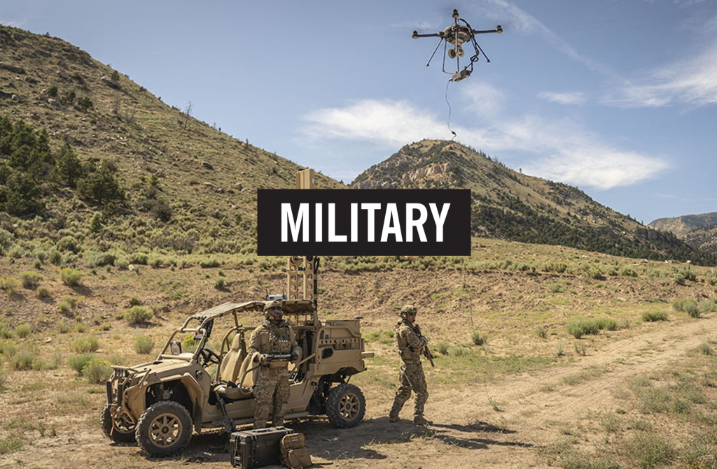 Military Banner | AIF Series By Artesyn | 2400 Watt | Full-Brick PFC | Extreme Temperatures