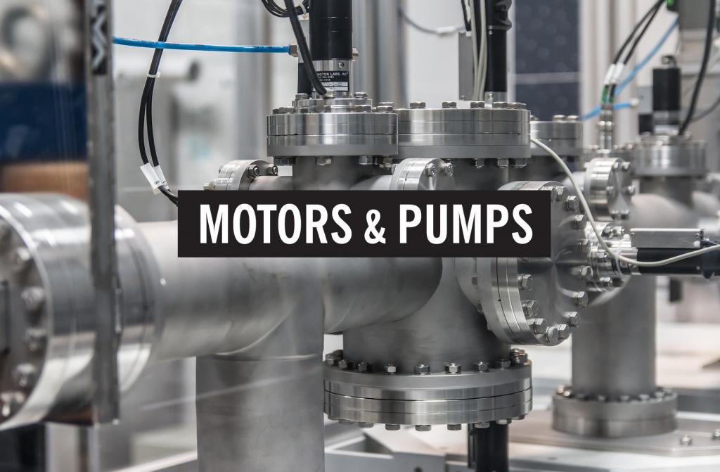 Motors & Pumps Banner | AIF Series By Artesyn | 2400 Watt | Full-Brick PFC | Extreme Temperatures